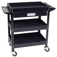 Performance Tool Wilmar W54006 Service Cart With Tool Holder Bins And Drawer-1