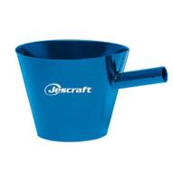 Jescraft QD-90 Quart Dipper - 9 Quart Capacity w o Wood Handle-1
