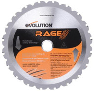 Evolution RAGE 7-1 4 TCT Multipurpose Blade For Rage Saw-1
