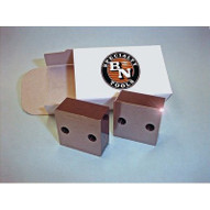 Benner Nawman RB-25X75 Set of Two Replacement Cutting Blocks Grade 75 for DC-25X (No Cap Bolts)-1