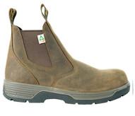 Redback Boots Usa BTCF11 Blue Tongue Men's Brownfallbrook 6'' Slip On-1