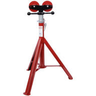 Reed Manufacturing Jh2r Roller Head Pipe Stand-1