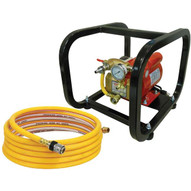 Reed EHTP500C Electric Hydrostatic Test Pump With Cage 500 PSI-1