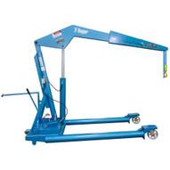 Ruger Industries HP-3D Ruger Heavy Duty Floor Crane - 3 Ton-3