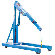 Ruger Industries RC-1000 Ruger Economy Floor Crane - 12 Ton-1