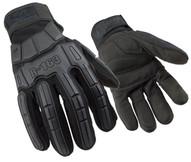 Ringers-ansell 163-13 Super Hero Padded Palm Blackxxxl Gloves-1