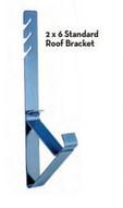 Rgc 0611007 2 X 6 Standard - 45 Degree Bracket-1