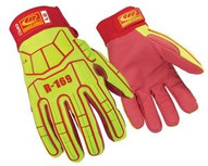 Ringers-ansell R169-11 R169 Series Velcro Closureglove Xl Gloves-1
