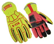Ringers-ansell R176-11 Superhero Syn Leatherinsulated Gloves-1