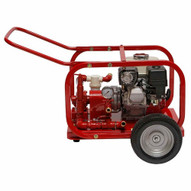 Rice Hydro RPH-2C Roller Pump 5 GPM up to 300 PSI w 5.5HP Honda Motor (Oil Guard)-1