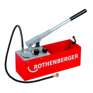 Rothenberger RP50-S Hand Hydrostatic Test Pump 60 bar860 psi-2