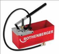 Rothenberger 60250 RP25 Hydrostatic Test Pump-1