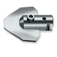 Rothenberger 72360 Spade-head Cutter 1-1 4 Coupling 2-1 2 Dia-1