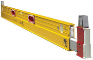 Stabila 35610 6' - 10' Plate Level (w removable Stand-offs)-2