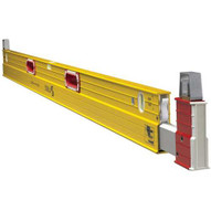 Stabila 35712 7' - 12' Plate Level (wremovable Stand-offs)-1