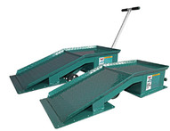 Safeguard 69201 20 Ton Wide Truck Ramps W Thandle Pair-1