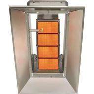 Sunstar Sg4-n 40000 BTU Ceramic Infrared Overhead Heater- Natural Gas-1