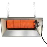 Sunstar Sgm3-n1 26000 BTU Ceramic Infrared Overhead Heater - Natural Gas-2