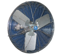 Schaefer Fan 20cfo-vwdp 20 Washdown Duty Fan Anodized Aluminum Motor Stainless Steel Osha Guards Poly Blade-1