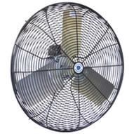 Schaefer Fan 24CFO-B 24 Circulation Fan Osha Guards Black-1