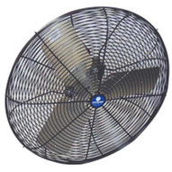 Schaefer Fan 30CFO-B 30 Non-oscillating Circulation Fan Osha Guards Black-1