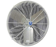 Schaefer Fan 36cfo-b 36 Circulation Fan Osha Guards Black-1