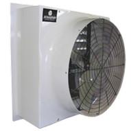 Schaefer Fan FFM525G1-3 Fan Fiberglass Flush Mount Belt Drive 52 5-wing 1hp 3 Ph White-1