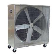 Schaefer Fan Mob4851-2 48 Mobile Box Fan 1 Hp 2-speed-1