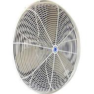 Schaefer Fan TW20W Twister 20 Heavy Duty Oscillating Circluation Fan Osha White-1