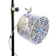 Schaefer Fan Vk12 12 Versa-kool Circulation Fan Cord Mount (MOST POPULAR)-2