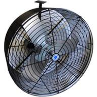 Schaefer Fan VK24-B-3 24 Versa-kool Circulation Fan Mount Black 3-phase-1