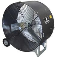 Schaefer Fan VKM42-2-B 42 Versa-kool Mobile Spot Cooler Fan 1 Hp 2-speedblack-1