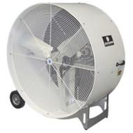 Schaefer Fan VKM42-2 42 Versa-kool Mobile Spot Cooler Fan 2-speed 1 Hp Osha Guardswhite-1