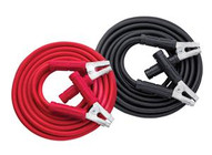 Clore Automotive Llc 401252 25' Hd Booster Cable 1ga 800aclamp-1