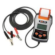 Solar Ba327 20-2000cca Electronic Battery And System Tester W printer-1