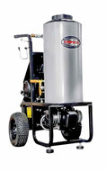 Simpson MB1518 Mini Brute 1500 Psi At 1.8 Gpm With Triplex Plunger Pump Hot Water Professional Electric Pressure Washer-1