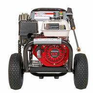 Simpson PS60995 Powershot 3600 Psi At 2.5 Gpm Honda Gx200 With Aaa Industrial Triplex Pump Cold Water Professional Gas Pressure Washer-1