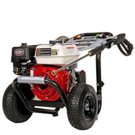 Simpson PS61002 Powershot 3500 Psi At 2.5 Gpm Honda Gx200 With Aaa Industrial Triplex Pump Cold Water Professional Gas Pressure Washer-2