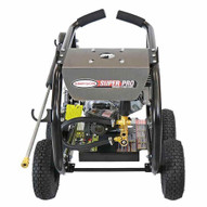 Simpson SW3625HADS Superpro Roll-cage 3600 Psi At 2.5 Gpm Honda Gx200 With Aaa Triplex Plunger Pump Cold Water Professional Gas Pressure Washer-1