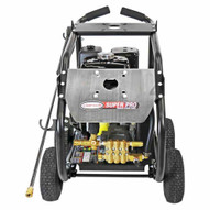 Simpson SW4440HCBDM Superpro Roll-cage 4200 Psi At 4.0 Gpm Honda Gx390 With Aaa Triplex Plunger Pump Cold Water Professional Belt Drive Gas Pressure Washer-4