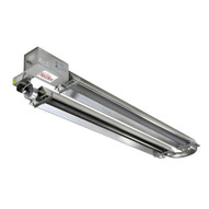 Sunstar Heating Siu125-30-tg-l5 125000 Btu Tough Guy -u Tube-vacuum (negative Pressure) 30' Tube Length - Lp Propane-1