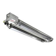 Sunstar Heating Siu125-50-tg-l5 125000 Btu Tough Guy -u Tube-vacuum (negative Pressure) 50' Tube Length - Lp Propane-1