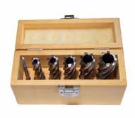 Steelmax Tools AC-SET-7-2 7 Piece Annular Cutter Set - 2 Depth Of Cut-1
