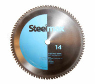 Steelmax Tools BL-014-TS 14 Thin Steel Cutting Saw Blade-1
