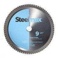 Steelmax Tools BL-09-TS 9 Thin Steel Cutting Saw Blade-1