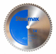 Steelmax Tools BL-014 14 Mild Steel Cutting Saw Blade-1