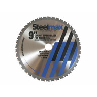 Steelmax 9 Cermet Steel Blade (Up To 3-4X Life Up To 40% Faster Then Standard Steel Blades)-1
