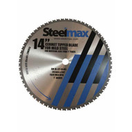 Steelmax 14 Cermet Steel Blade (Up To 3-4X Life Up To 40% Faster Then Standard Steel Blades)-1