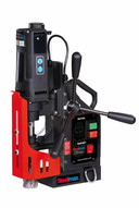 Steelmax Tools D1 PRO 1-9 16 X 2 Depth Portable Magnetic Drill-1