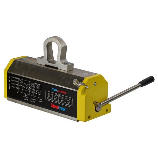 Steelmax Tools ML2000 2000 Kg (4400 Lbs) Lifting Magnet-1